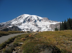 Mount Rainier National Park, taken September 2006